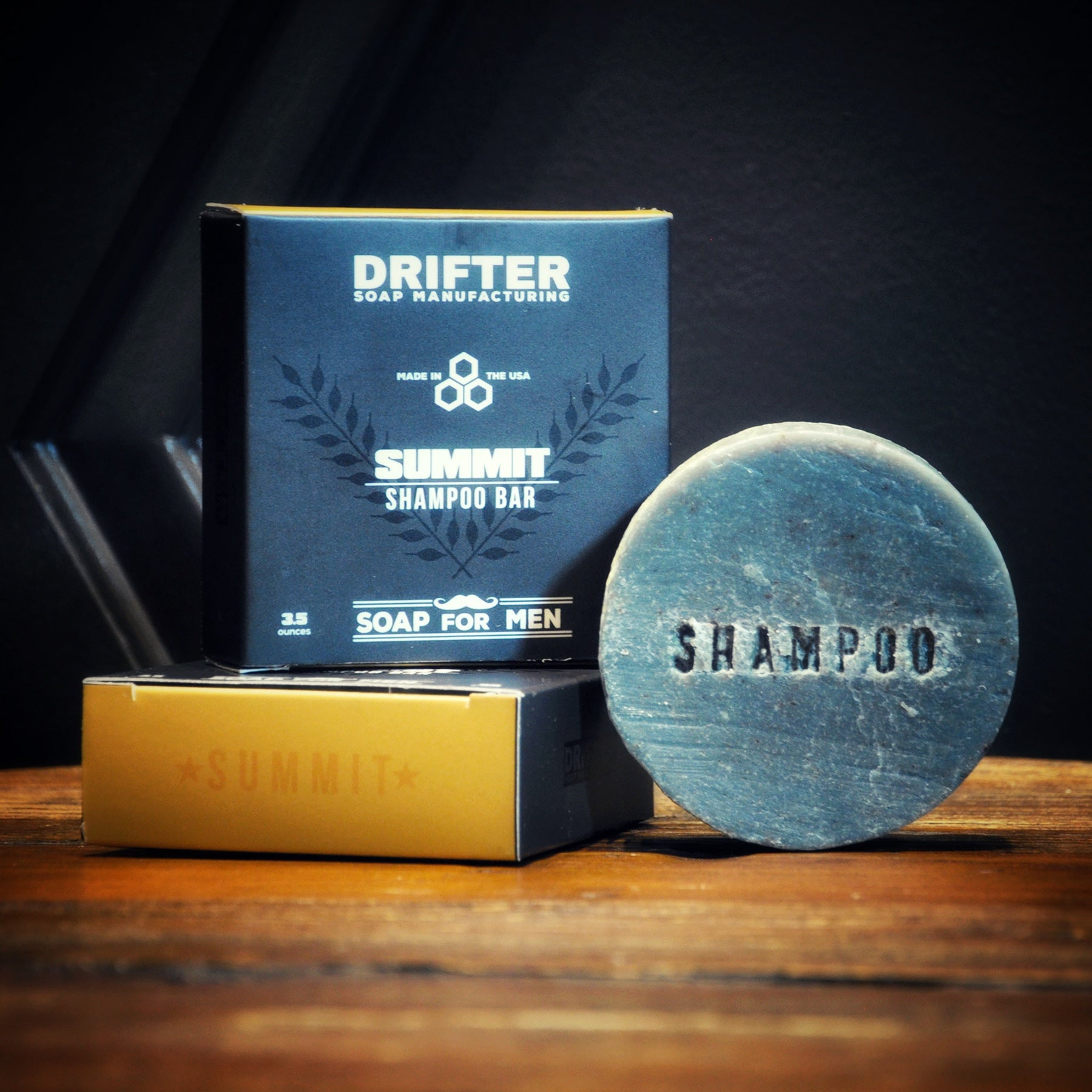 Summit Shampoo Bar