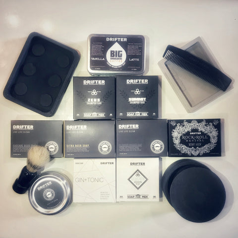 Ultimate Drifter Gift Set - Clean Shaven