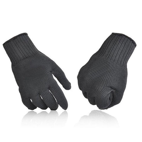 Kevlar Gloves - Stainless Steel Anti-cutting Breathable Work Gloves