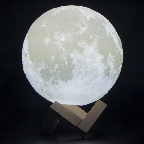 3D Full Moon Light