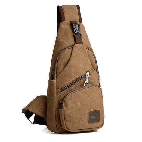 Canvas Crossbody Messenger Bags