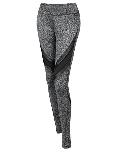 Made by Emma MBE Women's Sports Yoga Fitness Workout Training Stretch Leggings