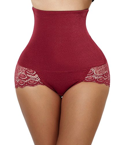 Gotoly Invisable Strapless Body Shaper High Waist Tummy Control Panty Slim Butt lifter