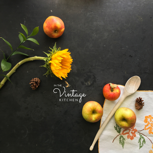 Autumn-themed-vintage-kitchenwares