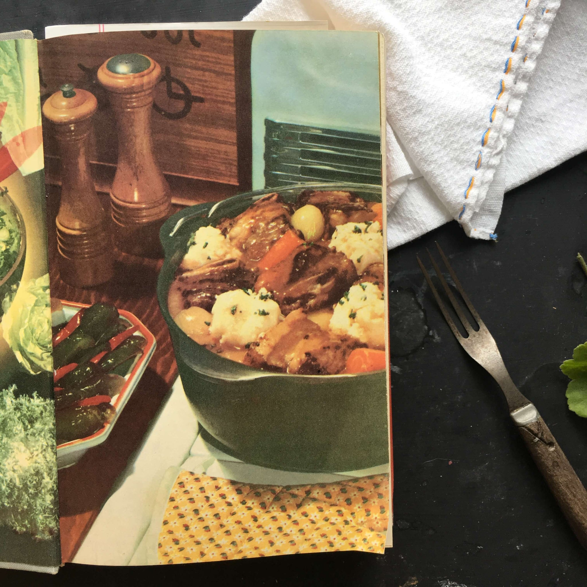 Farm Journal's Country Cookbook - 1959 Edition - Country Farmhouse Recipes