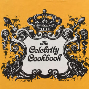 The Celebrity Cookbook - Edited by Dinah Shore - 1966 Edition