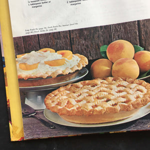 Betty Crocker's Pie and Pastry Cookbook- 1968 First Edition, First Printing