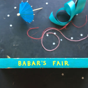 Babar's Fair - Laurent de Brunhoff - 1965 Edition