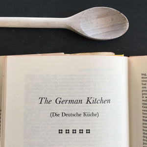 The German Cookbook - Mimi Sheraton - 1965 Edition, 3rd Printing