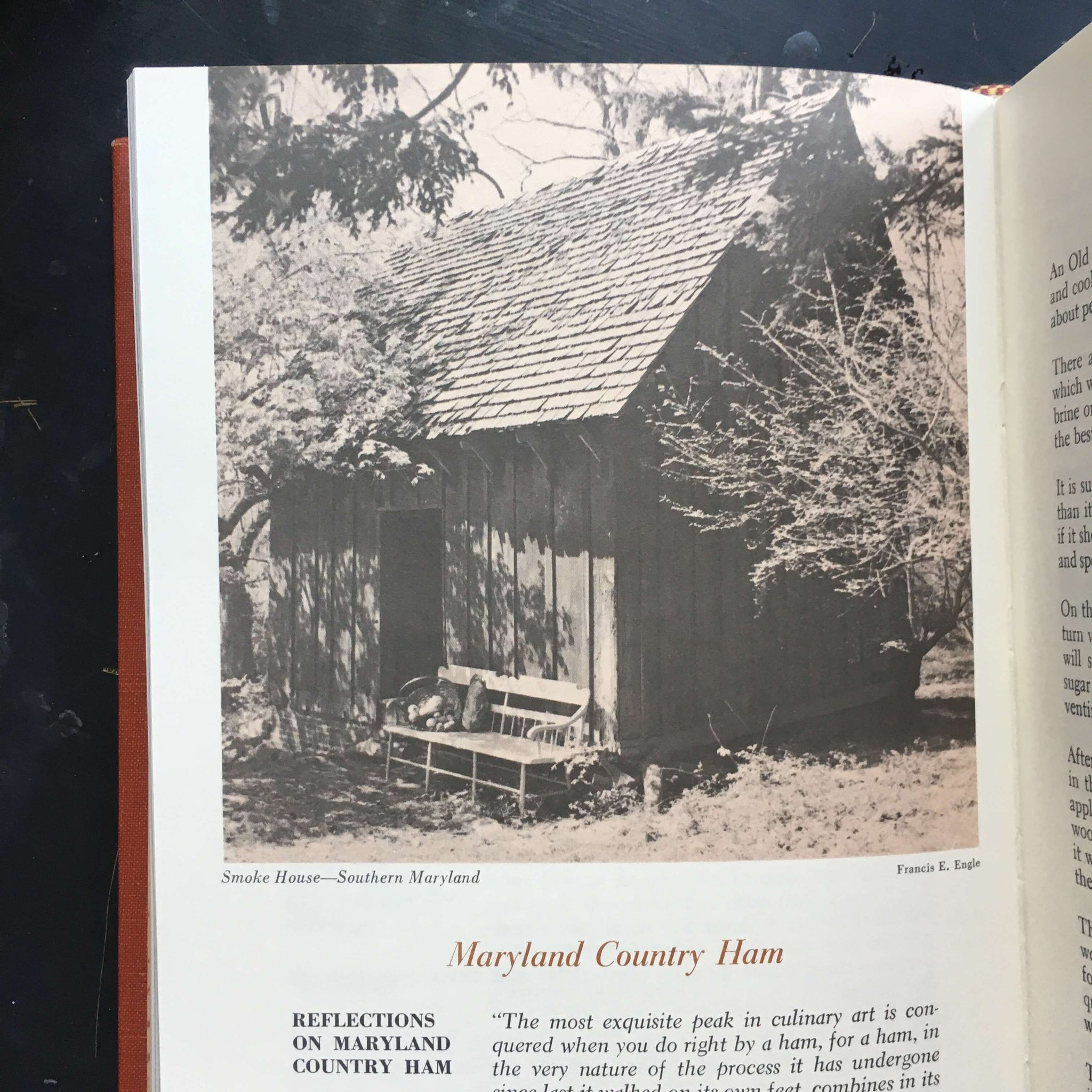 Vintage 1960s Maryland Cook - Maryland's Way - The Hammond Harwood House Cook Book - 1966 Edition