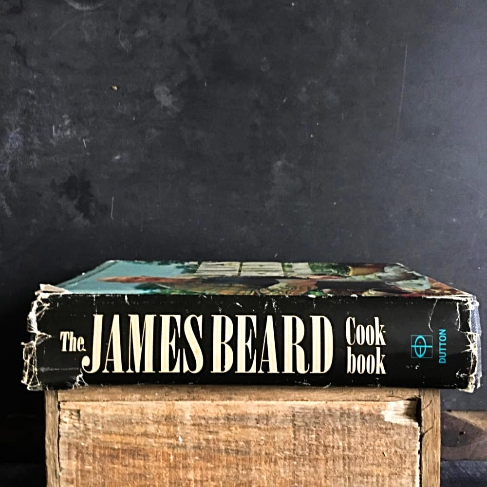 The James Beard Cookbook - 1970 Book Club Edition - Classic Kitchen Cookbook