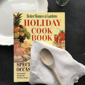 Better Homes & Gardens Holiday Cook Book - 1959 Edition