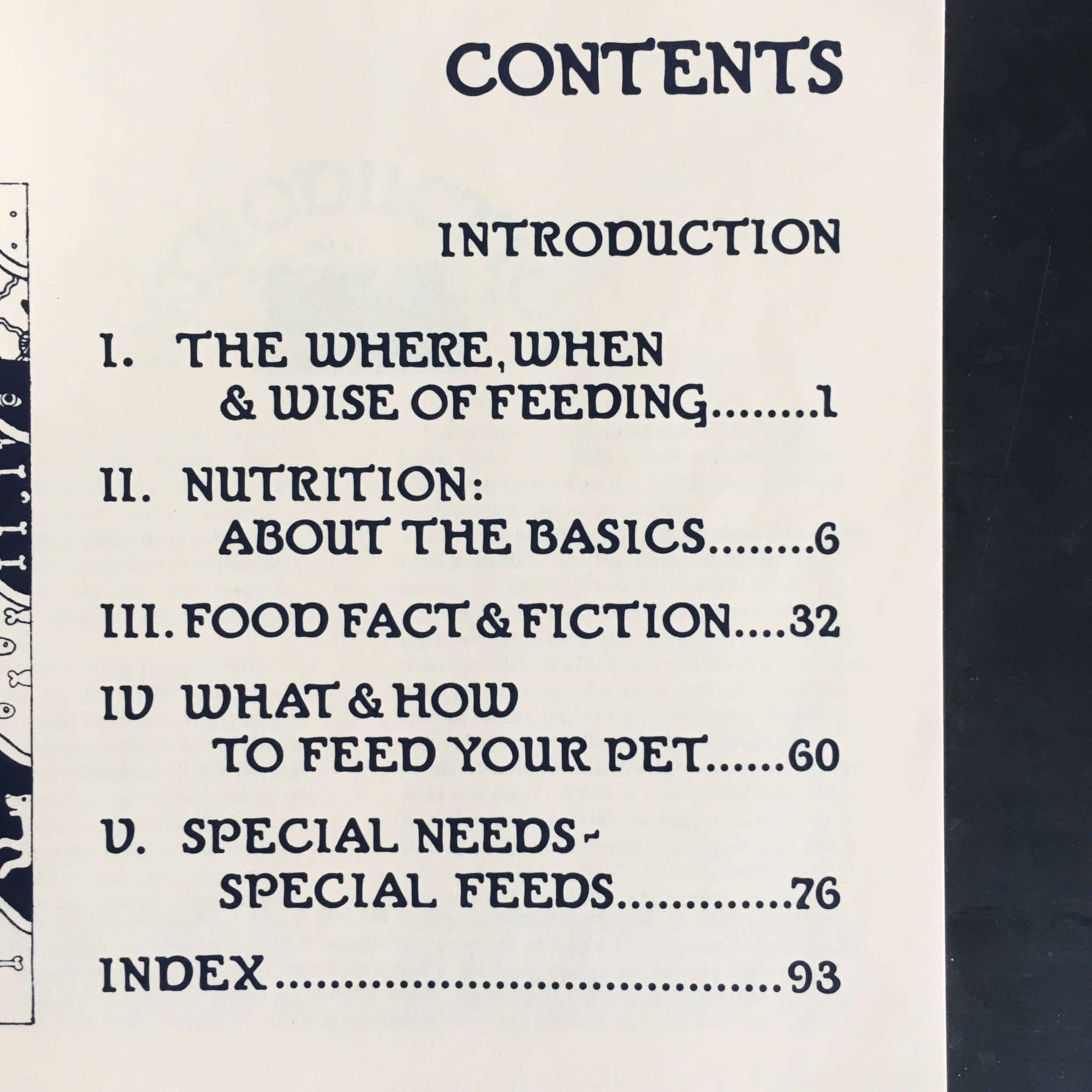 1970's Homemade Dog and Cat Food Cookbook - Dr. Terri McGinnis' Dog & Cat Good Food Book