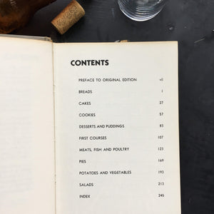 1950's Boone Tavern Hotel Cookbook - Look No Further by Richard Hougen - 1955 Edition - Signed By the Author