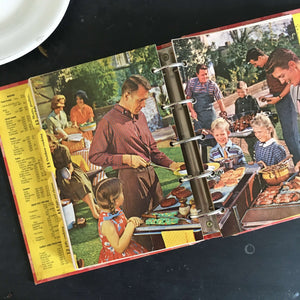 Better Homes and Gardens New Cook Book - 1965 Revision of 1953 Edition, Seventh Printing