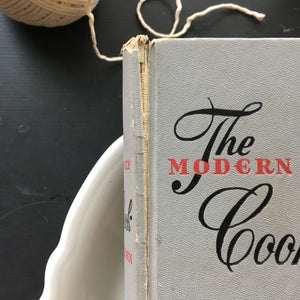 The Modern Family Cook Book by Meta Given - 1961 Edition, First Printing