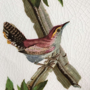 1940's Alfred Meakin Audubon Bird Plates - Set of Two - John James Audubon Birds of America Luncheon Plates