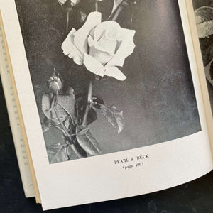 Mrs. Foote's Rose Book - Harriett Risley Foote -  1948 Rare First Edition - Cultivating and Growing Roses