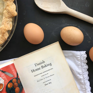 Vintage 1960's Baking Book - Danish Home Baking by Karen Berg -1965 Fourth Edition