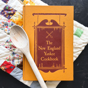 The New England Yankee Cookbook - Imogene Walcott - Cookbook Collectors Library Edition