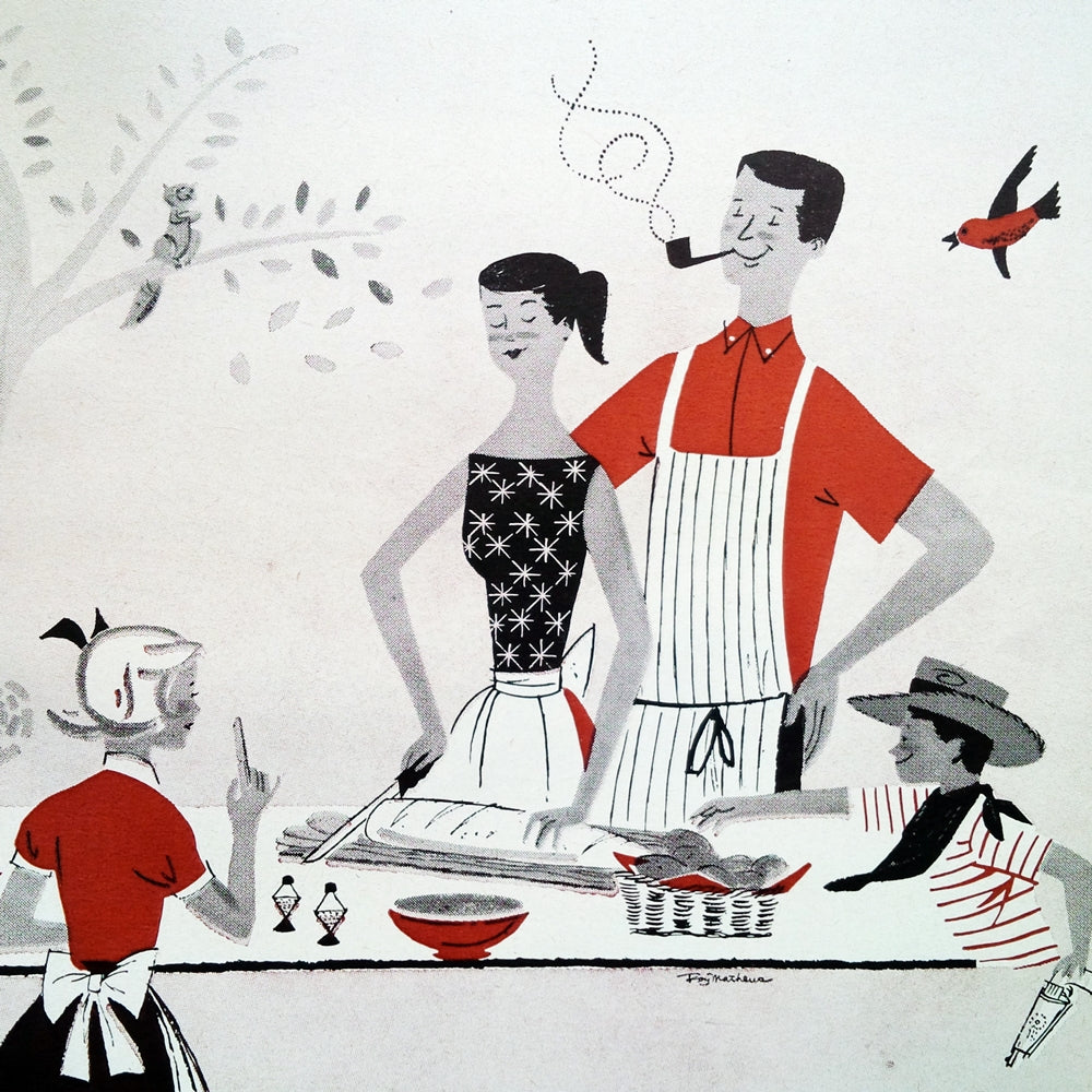 Better Homes & Gardens Barbecue Book - 1959 Edition