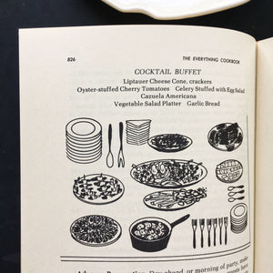 The Everything Cookbook - Betty Wason - 1970 First Edition