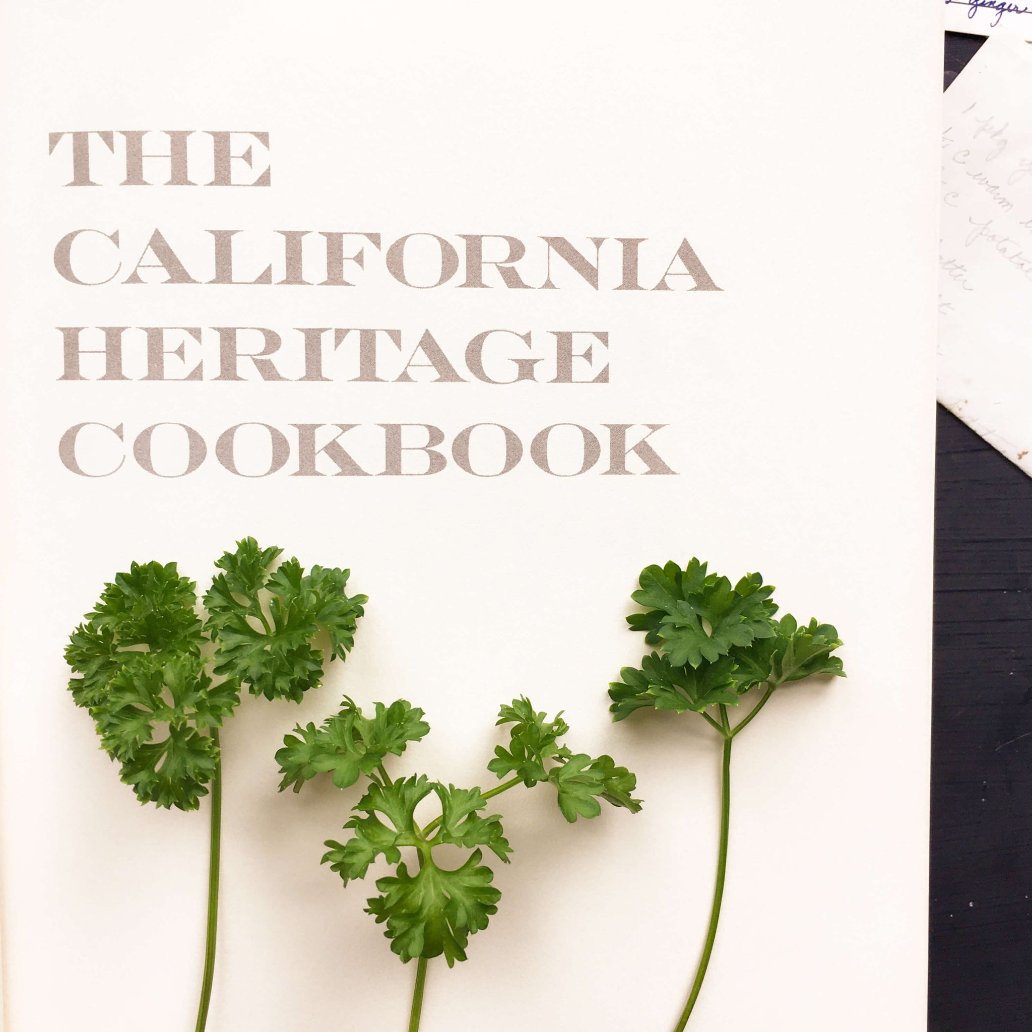 The California Heritage Cookbook - The Junior League of Pasadena - 1976 Edition 16th Printing