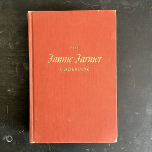 The Fannie Farmer Cookbook - Eleventh Edition 1965 Printing - Revised By Wilma Lord Perkins