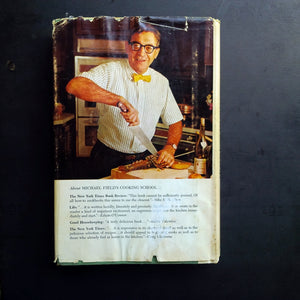Michael Field's Cooking School - Vintage 1965 Cookbook - Classic Cooking Instruction