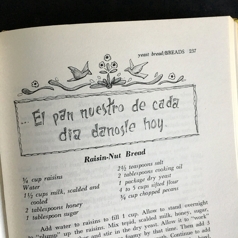 Fiesta - Favorite Recipes of South Texas - Vintage 1970's Texas Cookbook - The Junior League of Corpus Christi