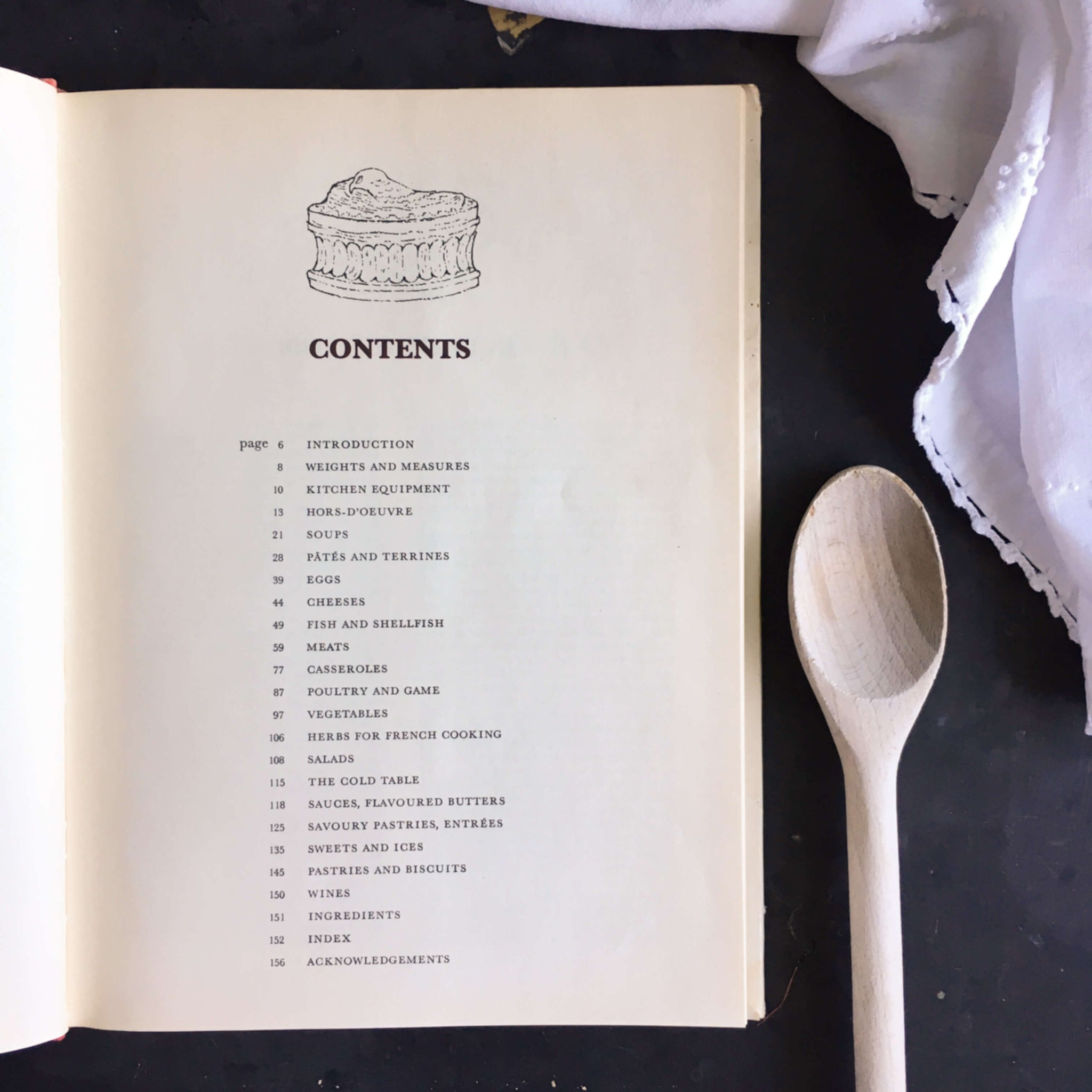 French Cooking for Pleasure - Mary Reynolds - 1966 Edition