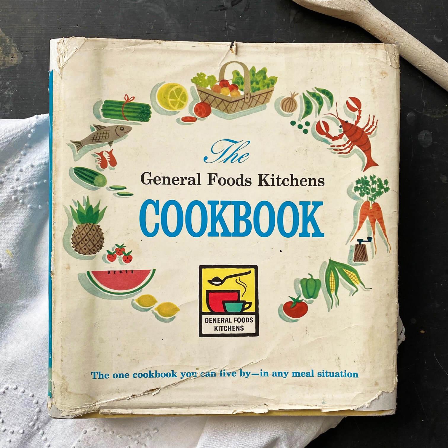 The General Foods Kitchens Cookbook - 1959 First Edition First Printing