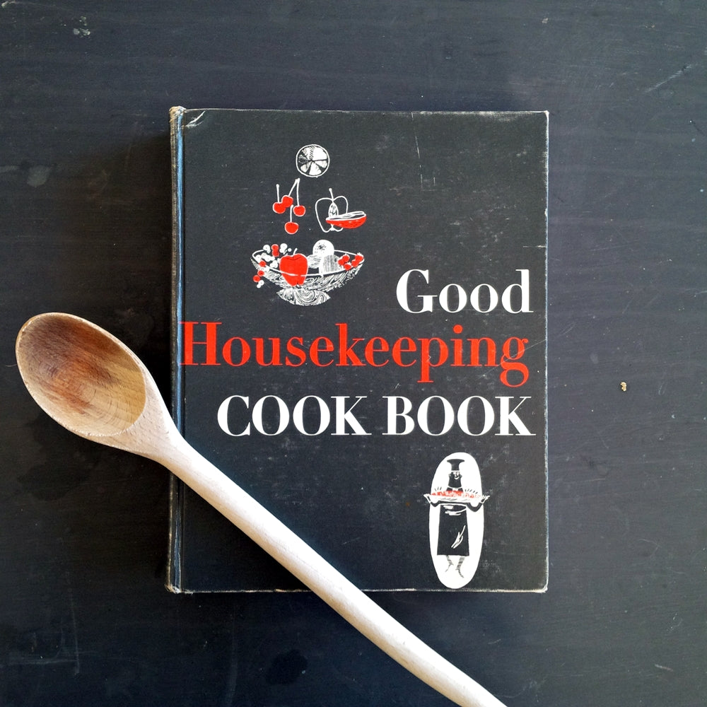 Good Housekeeping Cook Book - 1962 Edition, Tenth Printing