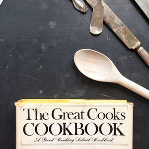 The Great Cooks Cookbook - A Good Cooking School Cookbook - 1974 Edition