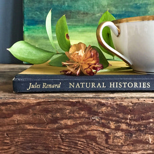Natural Histories by Jules Renard - Illustrated by Toulouse-Lautrec, 1966 Edition First Printing