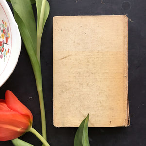 Vintage 1930's Cookbook - Good Housekeeping's Book of Meals Tested, Tasted and Approved, 1930 Second Edition