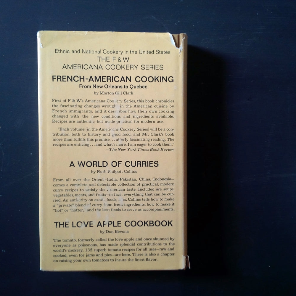 A World of Nut Recipes by Morton Gill Clark - 1960s Cookbook Featuring 19 Different Types of Nuts