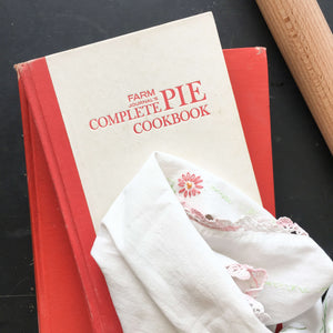 Farm Journal's Complete Pie Cookbook - 1965 Edition feauturing 700 Vintage Pie Recipes