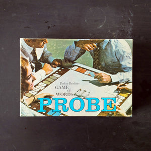 1960's Probe Board Game by Parker Brothers - 1964 Edition #200