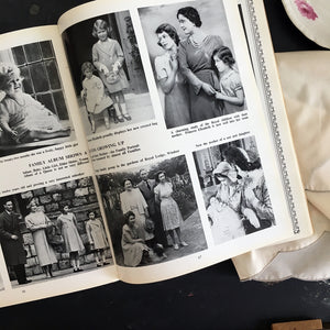 Coronation Glory: A Pageant of Queens  - 1953 Presentation Book of Queen Elizabeth's Coronation - Published by The London Express Newspaper
