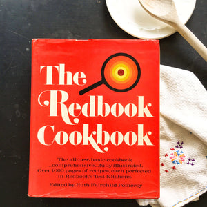 The Redbook Cookbook - 1971 Edition - Ruth Fairchild Pomeroy