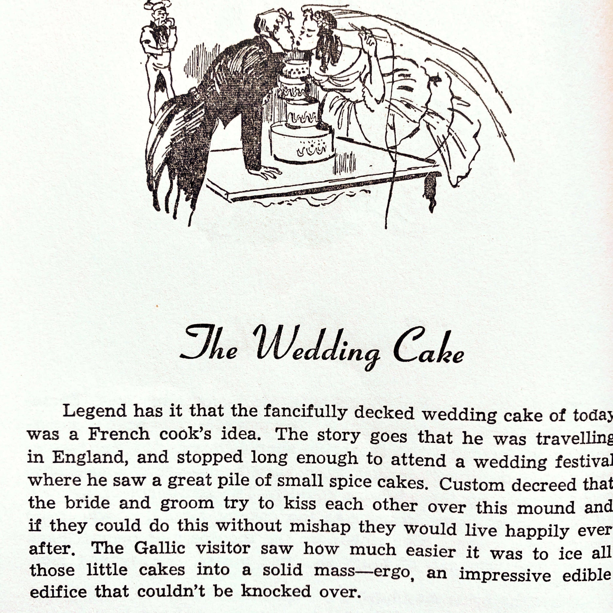 Vintage 1950s Wedding Guide - How to Plan a Beautiful Wedding by Sallie Newton - 1954 Edition