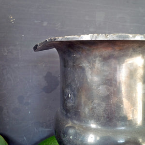 1940's Champagne Wine Bucket - Newport Gorham Silverplate P706