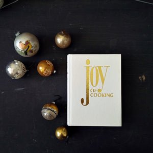 Joy of Cooking by Irma Rombauer and Marion Rombauer Becker - 1975 Edition, Like New Condition