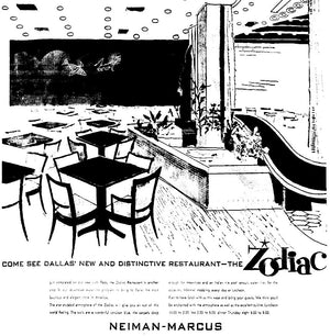 Helen Corbitt's Potluck - 1962 Edition - Director of Restaurants at Neiman-Marcus