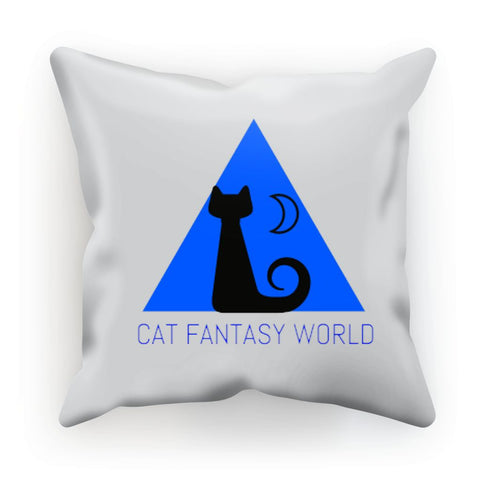 Cat Fantasy World Cushion - Cat Fantasy World