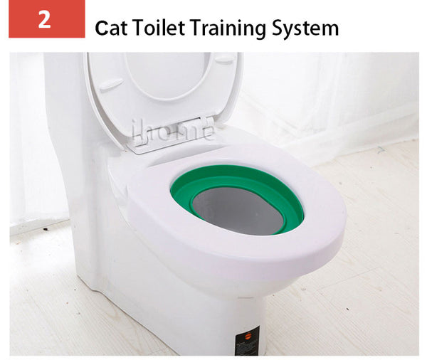 High Quality Cat Toilet Training kit - Cat Fantasy World