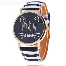 Lovely Meow Quartz Watch - Cat Fantasy World