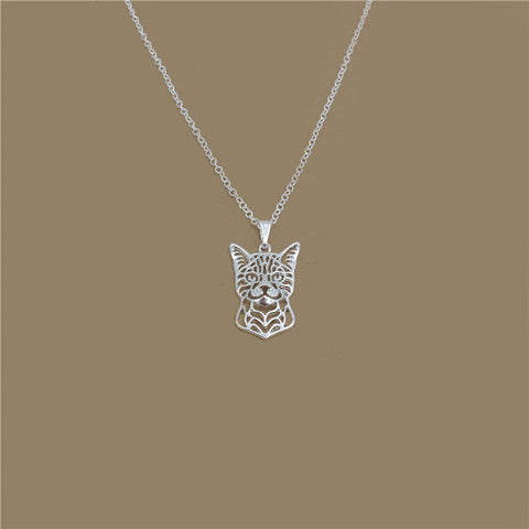 Fashionable Bengal Cat Necklace - Cat Fantasy World