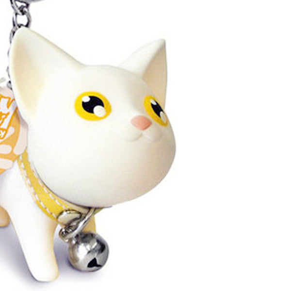 Cat Bell Key Chain - Cat Fantasy World